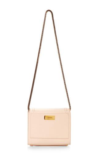 Daktari Crystal-Embellished Shoulder Bag by Shourouk Now Available on Moda Operandi