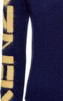 Intarsia-Knit Wool Cardigan by Kenzo Now Available on Moda Operandi