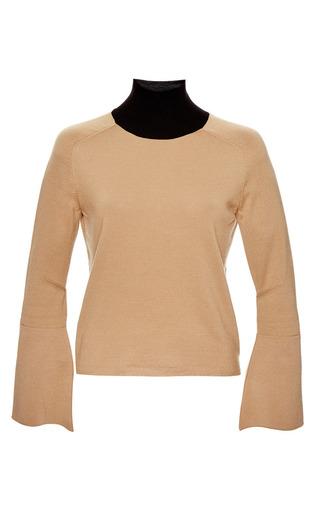 J.W. Anderson - Contrast Collar Wool Sweater