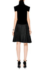 J.W. Anderson - Flecked Wool A-Line Skirt