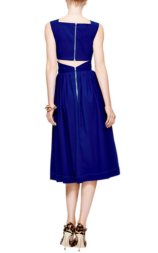 Novak Dress by Preen by Thornton Bregazzi Now Available on Moda Operandi