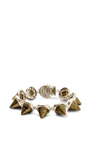 Eddie Borgo - Gemstone Cone Bracelet