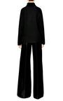 Wide-Leg Silk Pants by Antonio Berardi Now Available on Moda Operandi