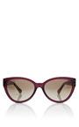Cutler and Gross - Cat-Eye Acetate Sunglasses