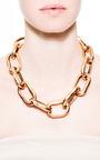 Russian Gold Necklace by Oscar de la Renta Now Available on Moda Operandi