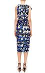 Floral-Print Silk-Twill Dress by Marni Now Available on Moda Operandi
