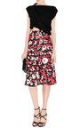 Floral-Print Asymmetric-Hem Skirt by Marni Now Available on Moda Operandi