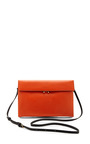 Textured-Leather Shoulder Bag by Marni Now Available on Moda Operandi
