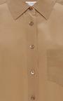 Brett Washed-Silk Shirt by Equipment Now Available on Moda Operandi