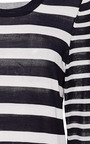 Shane Striped Silk Sweater by EQUIPMENT Now Available on Moda Operandi