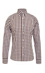 Gingham Cotton Shirt by Stella Jean Now Available on Moda Operandi