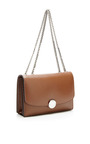 Trouble Leather Shoulder Bag in Brown by Marc Jacobs Now Available on Moda Operandi