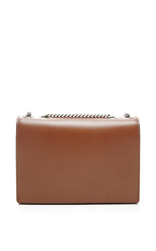 Marc Jacobs - Trouble Leather Shoulder Bag in Brown