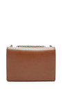 Trouble Leather Shoulder Bag in Brown by Marc Jacobs for Preorder on Moda Operandi