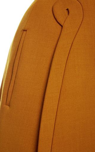 Crepe A-Line Mini Skirt by DELPOZO for Preorder on Moda Operandi