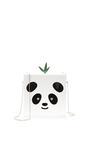 Bao Bao Panda Perspex Clutch by Charlotte Olympia Now Available on Moda Operandi