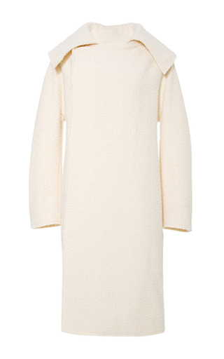 J.W. Anderson - Textured Wool Coat