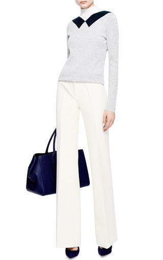Flared Wool-Blend Pants by Derek Lam Now Available on Moda Operandi
