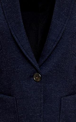 Derek Lam - Wool-Blend Jersey Blazer