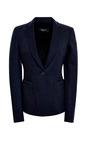 Wool-Blend Jersey Blazer by Derek Lam Now Available on Moda Operandi