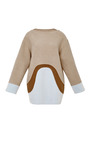 Color-Block Brushed-Wool Tunic by Marc Jacobs Now Available on Moda Operandi
