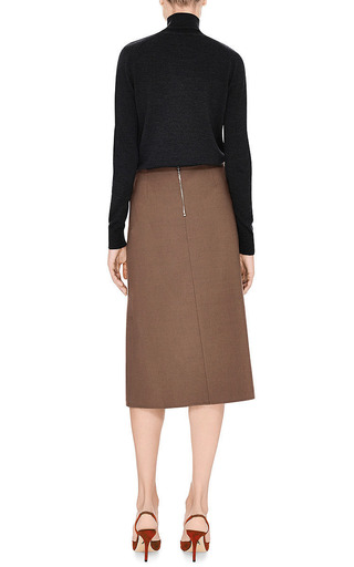Marc Jacobs - Double-Face A-Line Skirt