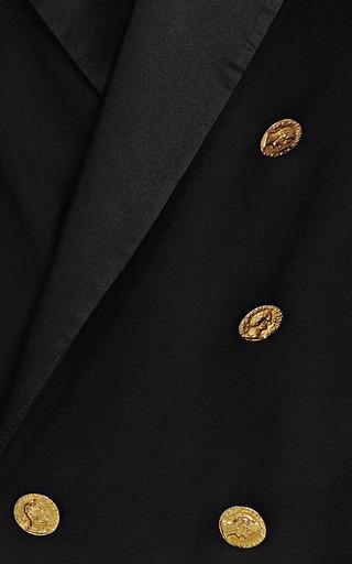 Ellery - Hallucinogen Double-Breasted Tuxedo Blazer