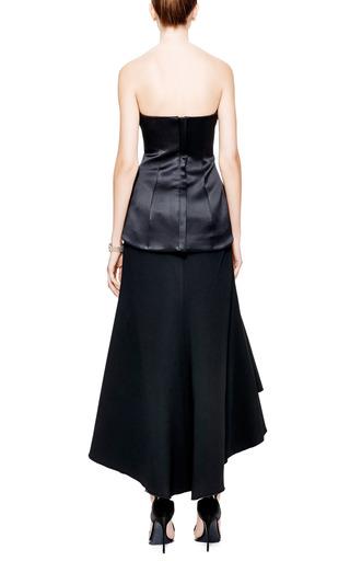 Nomadic Asymmetric Crepe Midi Skirt by Ellery for Preorder on Moda Operandi