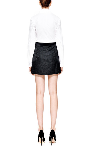 Surreal Floral Brocade Skirt by ELLERY Now Available on Moda Operandi