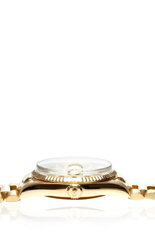 CMT Fine Watch and Jewelry Advisors - Vintage Rolex 18K Day-Date President