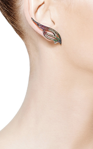 AS29 - Small Four Lines Earring