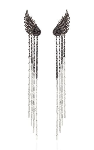 Long Wing Earrings by AS29 for Preorder on Moda Operandi