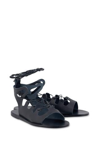 Ancient Greek Sandals - Antigone Sandal In Black