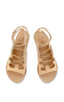 Antigone Sandal In Natural by Ancient Greek Sandals for Preorder on Moda Operandi