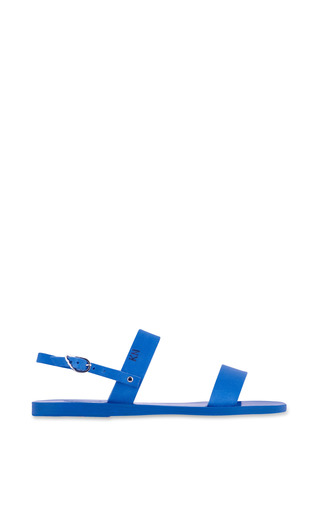 Ancient Greek Sandals - Clio Sandal In All Blue
