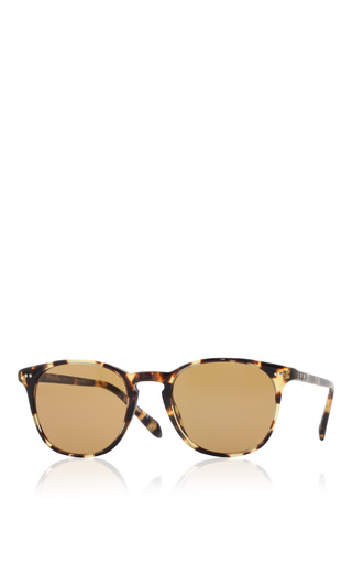 Oliver Peoples Sir Finley Sun in Dark Tortoise by Oliver Peoples x Isabel Marant for Preorder on Moda Operandi