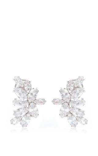 Fallon - Crystal Cluster Earrings