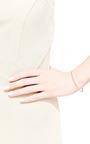 14K Pave Bar Cuff by Zoe Chicco for Preorder on Moda Operandi