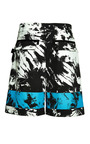 Low Waisted Board Short With Webbing Detail by Alexander Wang for Preorder on Moda Operandi
