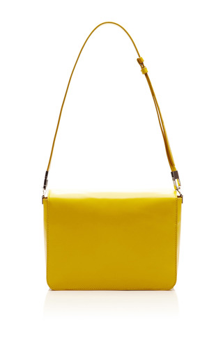 Prisma Large Envelope In Limonite by Alexander Wang for Preorder on Moda Operandi