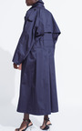 Cotton Sateen Trenchcoat by Tome for Preorder on Moda Operandi