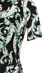 Tome - Printed Silk Double Dart Dress