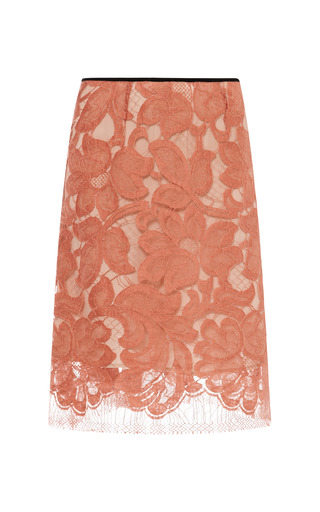 Lace skirt by TOME Preorder Now on Moda Operandi