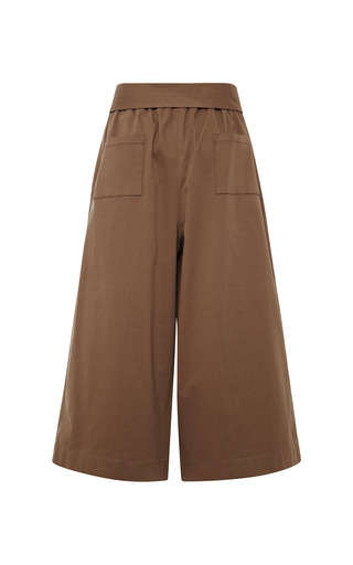 Tome - Cotton Twill Karate Pant