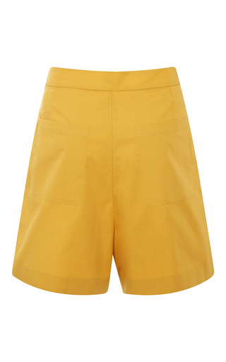 Tome - Cotton Poplin Short