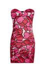 Pink Petal Bustier Dress by Marc Jacobs for Preorder on Moda Operandi
