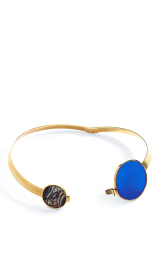 Atomic Garden Necklace by VICKISARGE for Preorder on Moda Operandi
