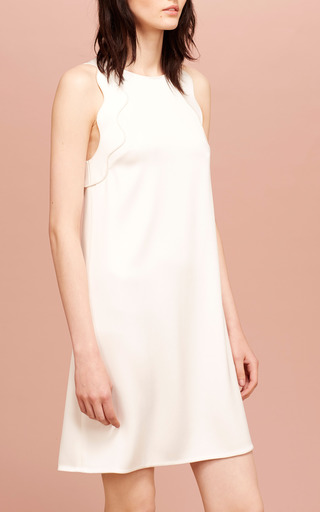 3.1 Phillip Lim - Embroidered Ric-Rac A-Line Dress