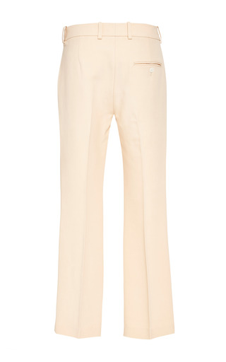 3.1 Phillip Lim - Cropped Flared Pant In Soft Peach