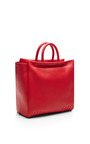 Ryder Square Tote in Raspberry by 3.1 Phillip Lim for Preorder on Moda Operandi